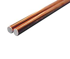 铜覆钢圆线静电感应