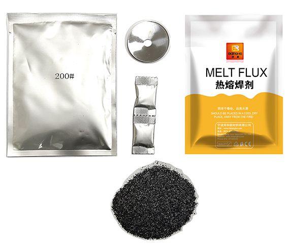 热熔焊剂/焊接